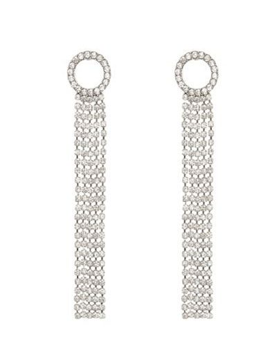 coast-house-of-fraser-diamond-earrings-drop-circle-silver