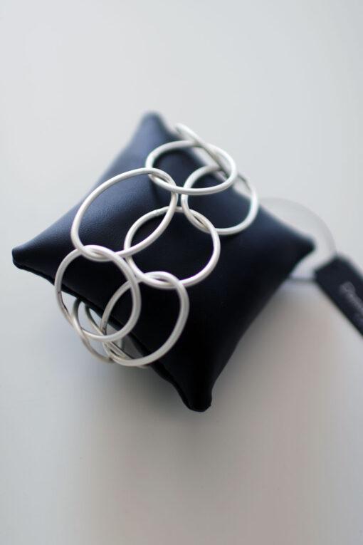 Dansk Smykkekunst Tempeste Bracelet Silver Plating