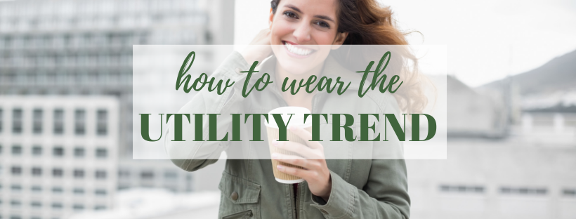 How To Wear The Utility Trend