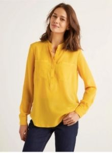 Gold Top from Boden