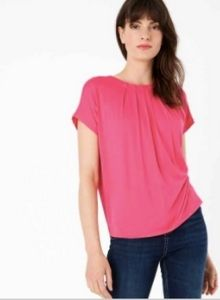 Pink Top from M&S