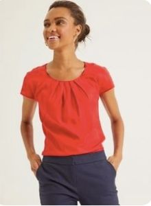 Red Top from Boden