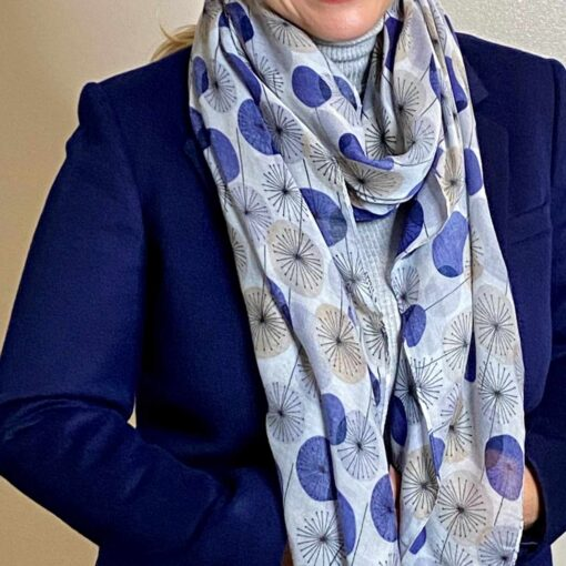 Luxury Light-weight Patterned Scarf Collection