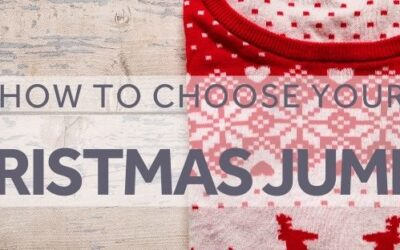 How To Choose Your Christmas Jumper