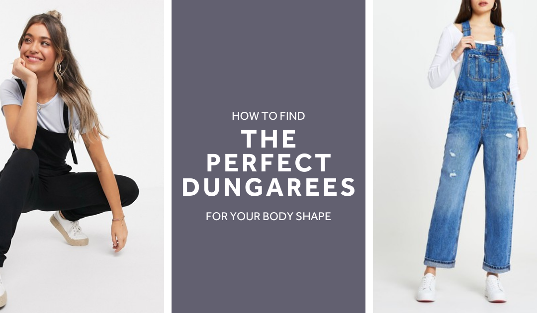 How to Find the Perfect Dungarees for your Body Shape